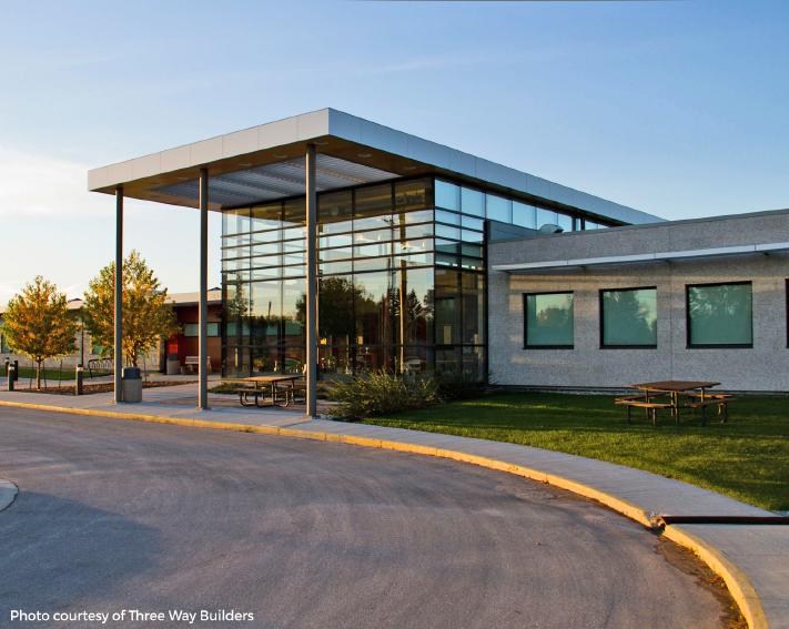 Eastman Education Centre